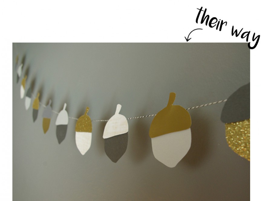 DIY Fall Garlands, fall garlands, fall wreaths