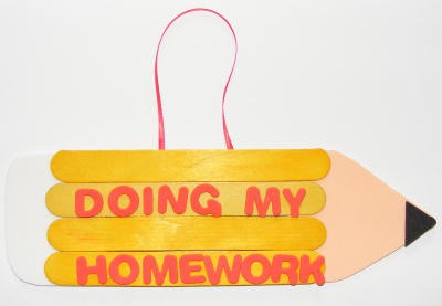 Back To School Arts And Crafts Projects