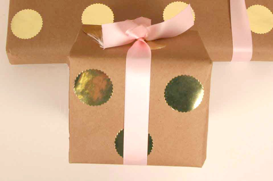 Wedding Shower Wrapping Ideas