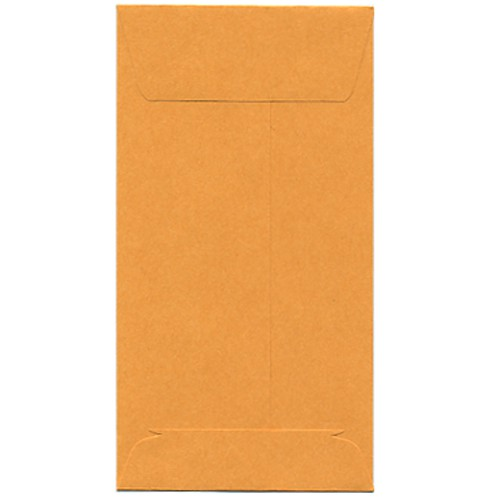 How do you address a big yellow envelope? Do you write on it long side up or long side down?