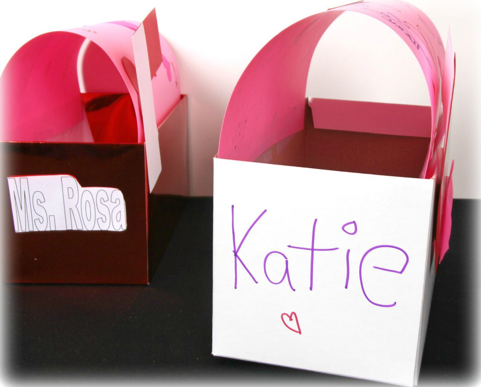 Crafting Idea For Teachers Valentines Day Boxes For Kids Jam Blog
