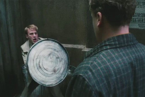before shield