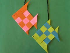 Colorful Paper Weaving Crafts Your Kids Should Learn