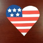 Labor Day Paper Craft: I Heart American Workers