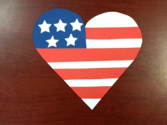 Labor Day Craft: I Heart American Workers