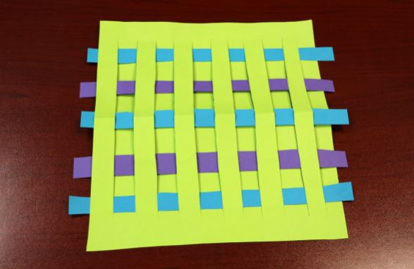 Colorful Paper Weaving Crafts Your Kids Should Learn Jam