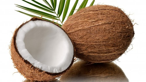 coconuts, invitations you can send without envelopes