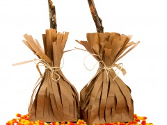 Hocus Pocus Witch Broomstick Goody Bags