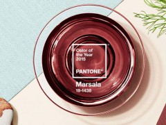 Pantone's Color of the Year 2015: Marsala!