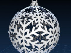 White House Reveals Amazing 3D Printed Christmas Ornaments