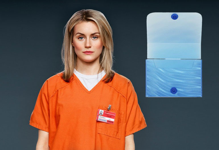 Piper Chapman business card cases