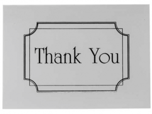 on a personal note writing a thank you card jam blog