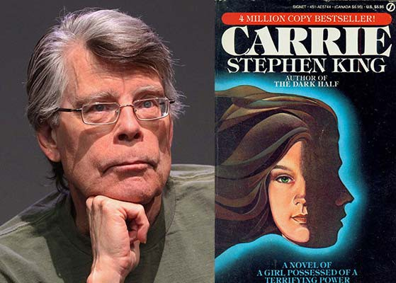 Writing tips from famous authors, stephen king