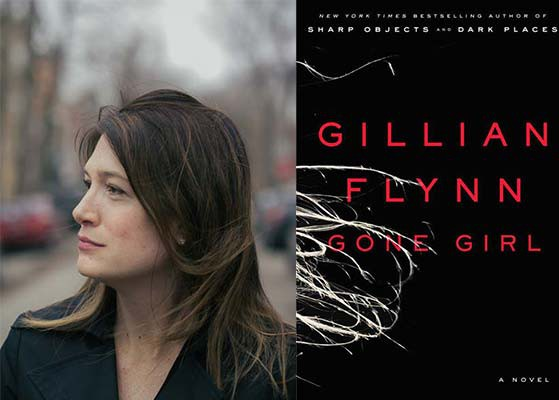 writing tips from famous authors, gillian flynn