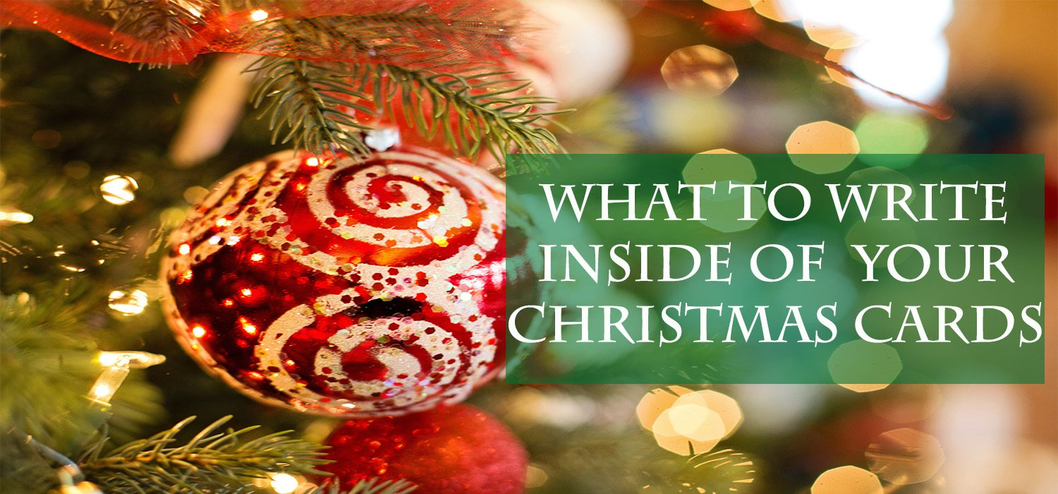 What to write inside of your christmas cards jam blog reheart Choice Image