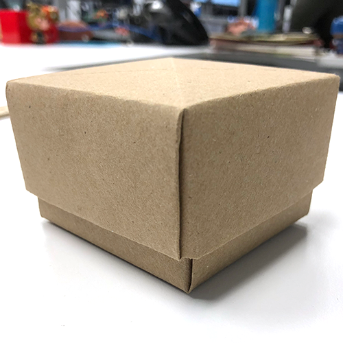 How To Make a Paper Box - Without Glue or Tape! - JAM Blog | 500x500