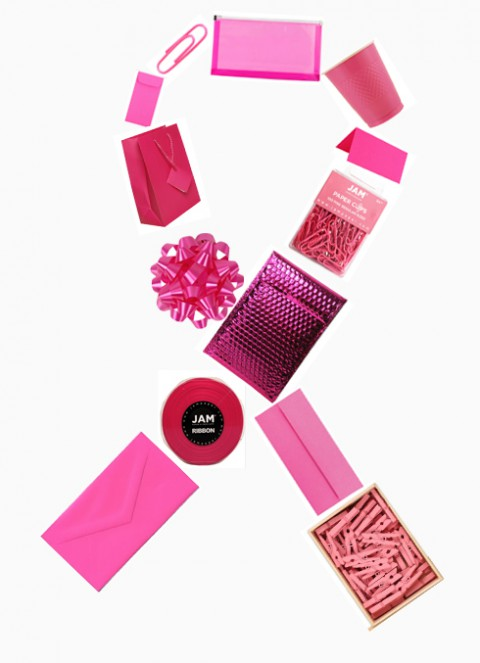 JAM Paper Donating to Breast Cancer Research: SHOP & SUPPORT!