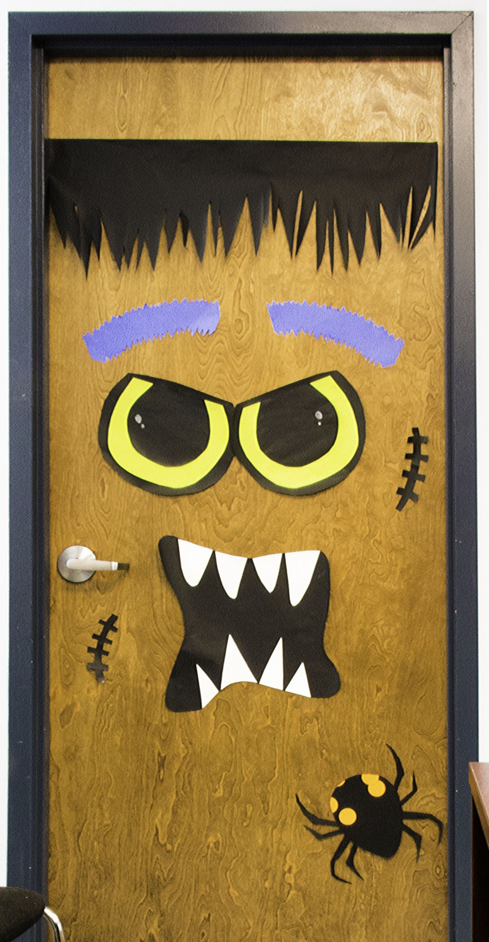 Halloween Classroom Wall Decorations ~ Diy halloween door decorations
