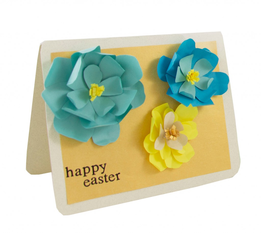 DIY Homemade Easter Cards – Easy Easter Cards to Make