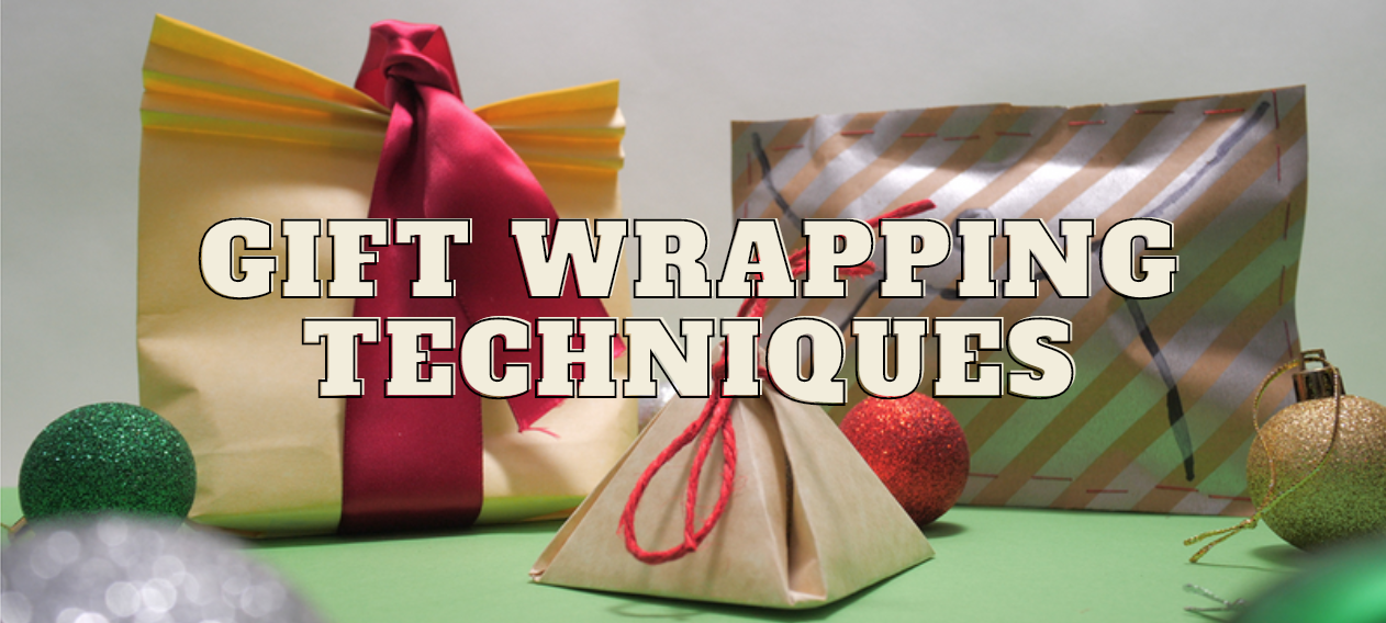 Unique and Creative Gift Wrapping Techniques
