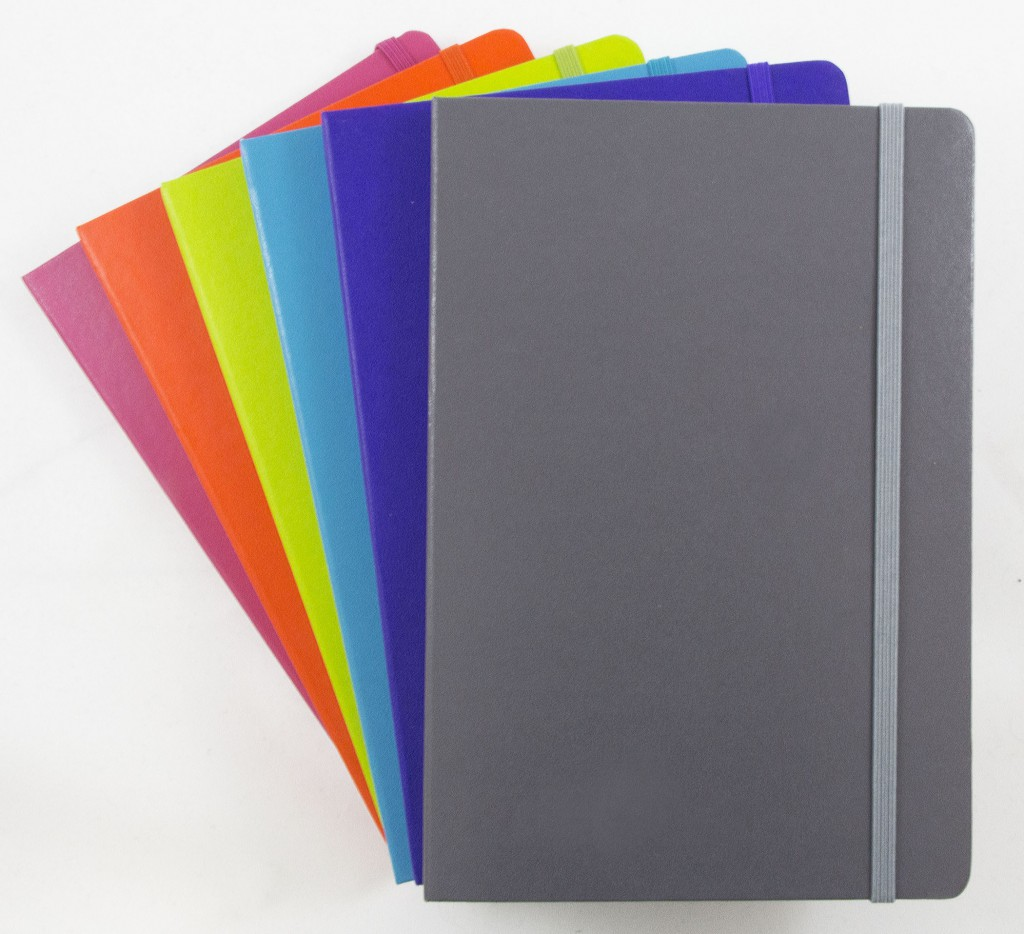 office supplies, notebook covers, colored notebook covers