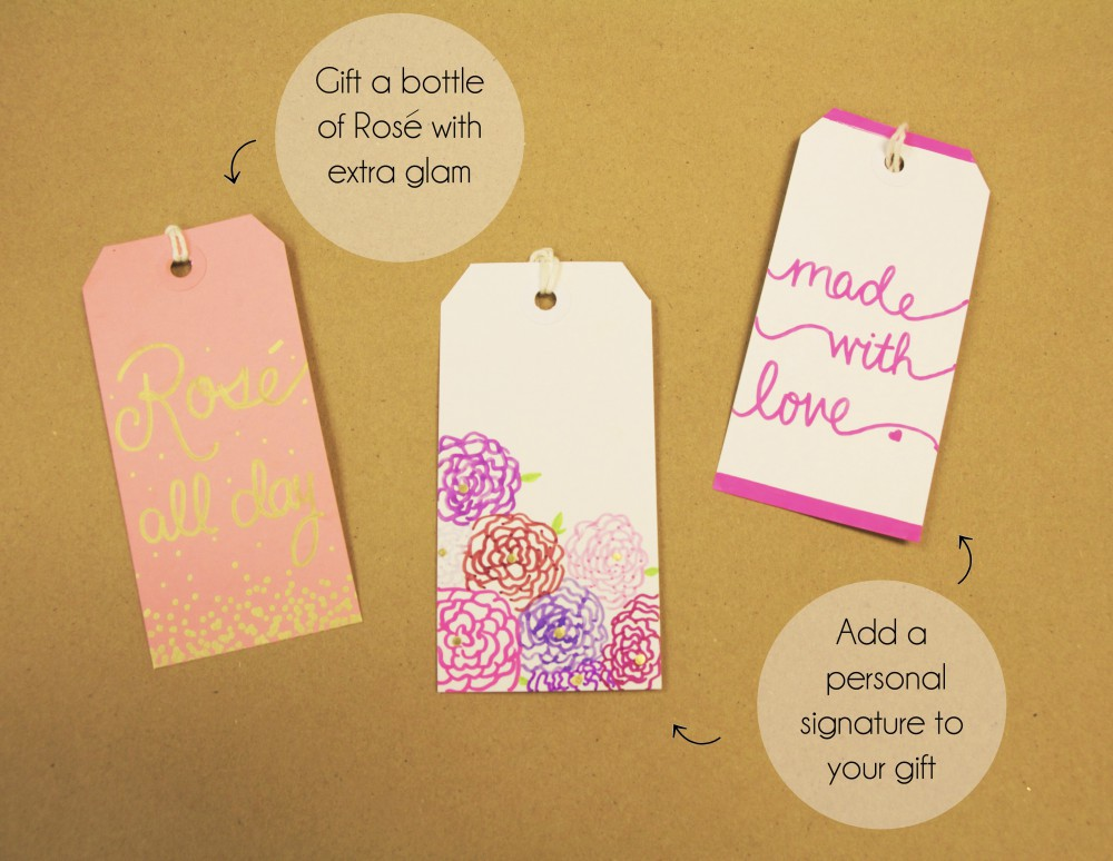 9 Adorable DIY Gift Tag Ideas!