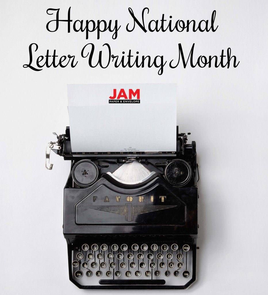national letter writing month national letter writing month 27619