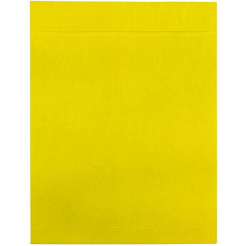 Yellow Tyvek® Envelopes - 10x13