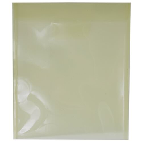 Yellow Plastic Envelopes with Tuck Flap Closure