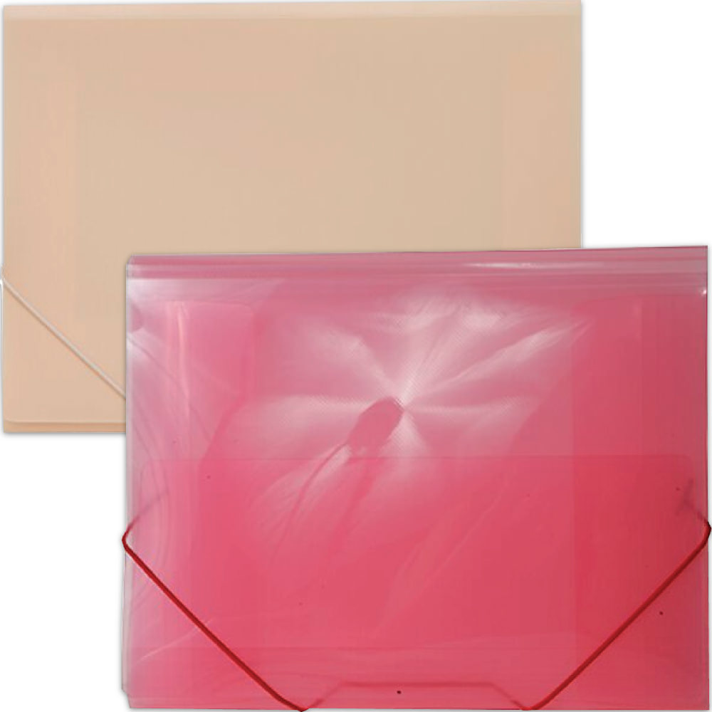 Pink Plastic Action Cases