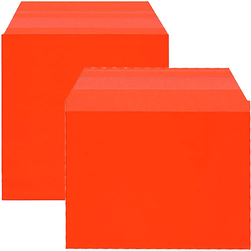 Orange Cello Sleeves