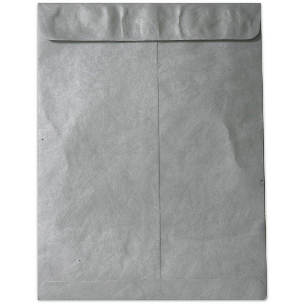 Silver Tyvek® Envelopes