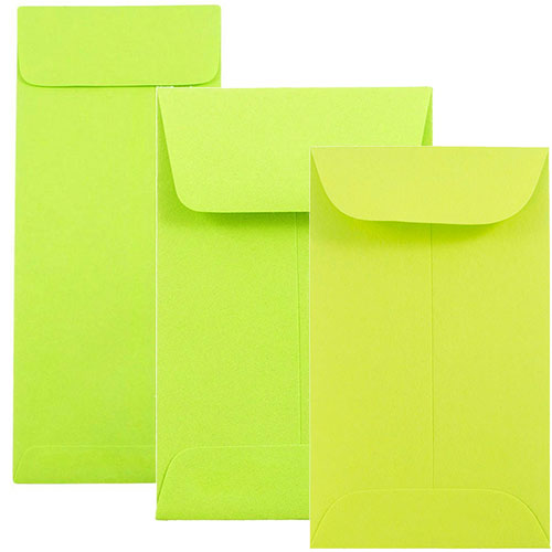 Green Policy Envelopes