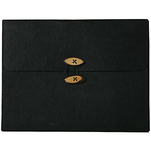 Black Rainforest Button & String Portfolio