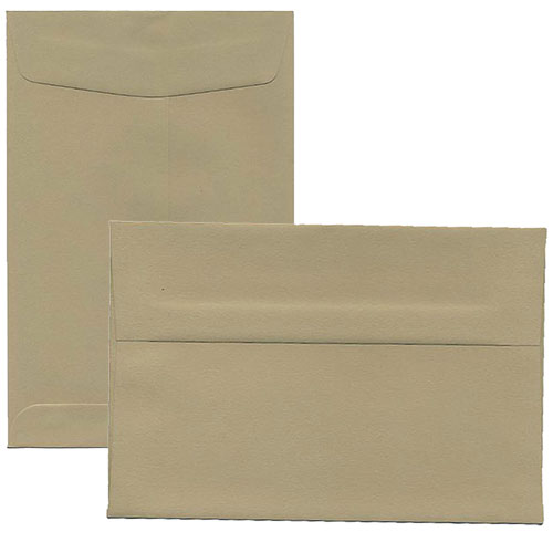Tan Envelopes