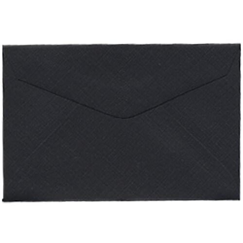 Black Tiny Envelopes