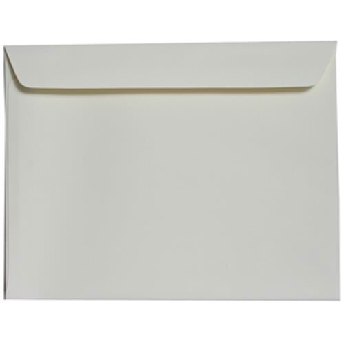 Ivory Large Paper Booklet Envelopes