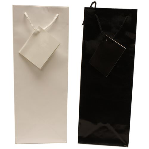 Glossy Wine Bags