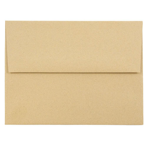 Brown A2 Envelopes - 4 3/8 x 5 3/4
