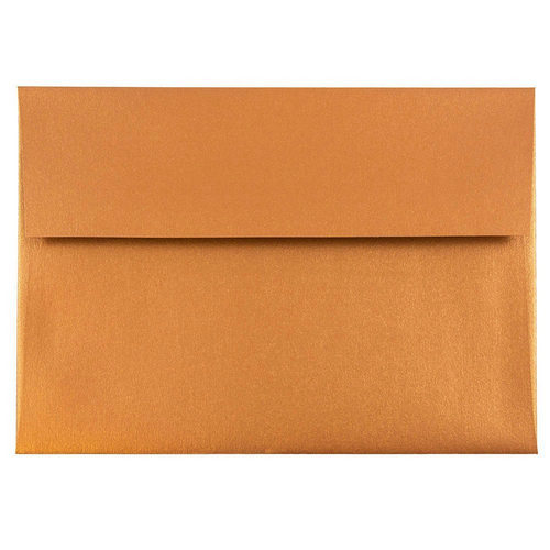 Brown A8 Envelopes - 5 1/2 x 8 1/8