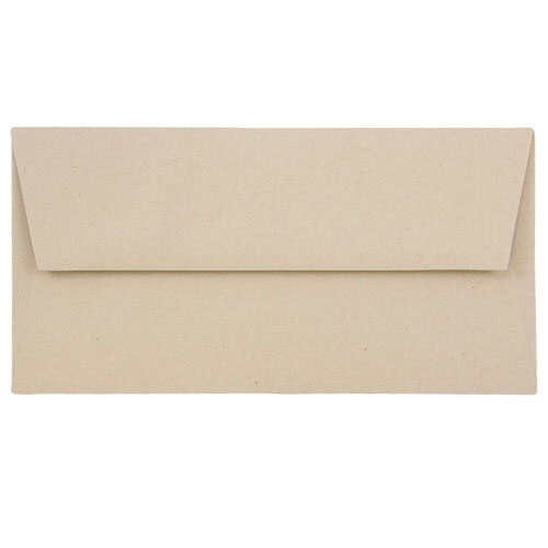 Brown Monarch Envelopes - 3 7/8 x 7 1/2