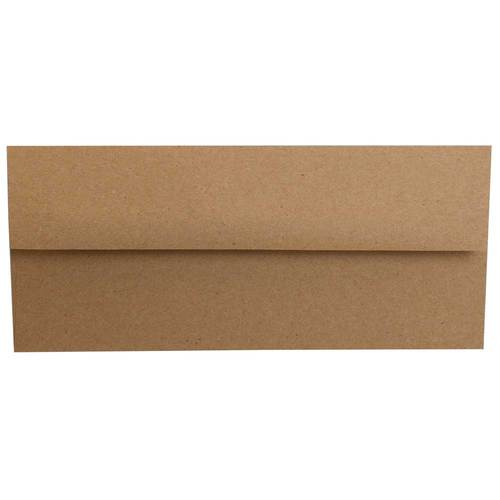 Brown #10 Envelopes - 4 1/8 x 9 1/2