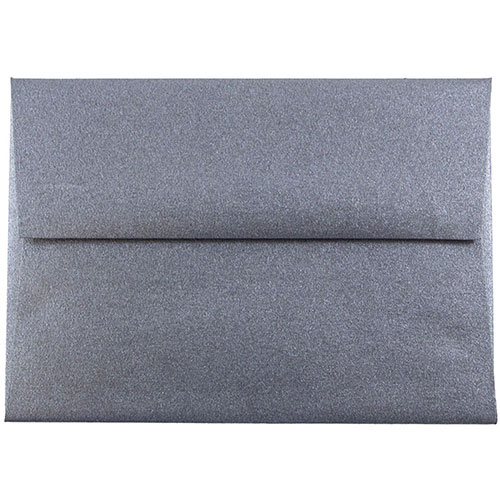 Silver & Grey 4bar A1 Envelopes - 3 5/8 x 5 1/8