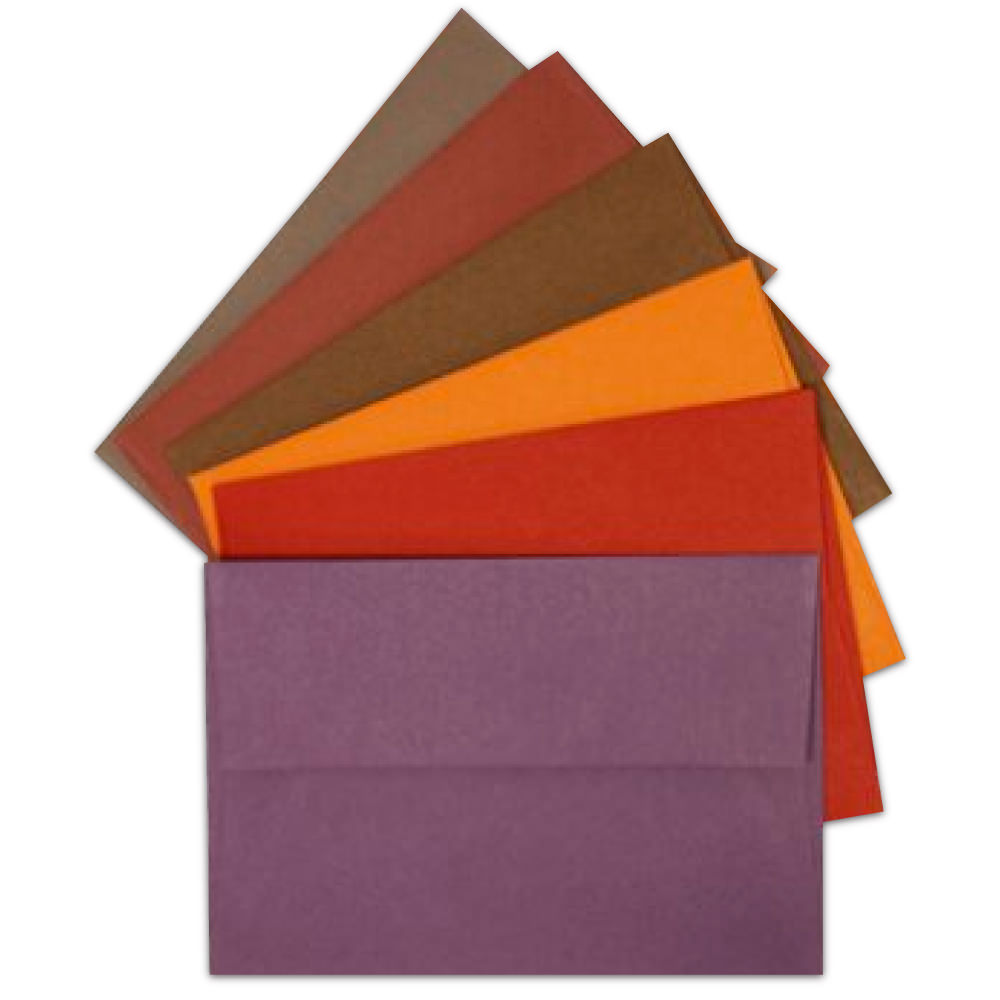 Dark Base Stationery - Cards & Matching Envelopes