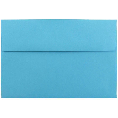 Blue A8 Envelopes - 5 1/2 x 8 1/8