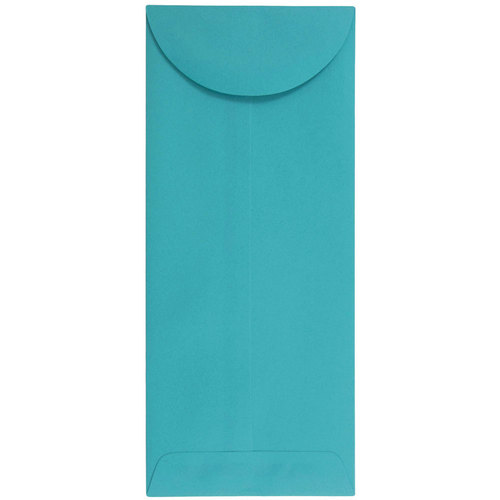 Blue #14 Envelopes - 5 x 11 1/2