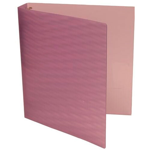 Wave Design 1.5 Inch Heavy Duty Binders
