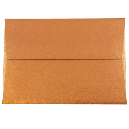 Orange 4bar A1 Envelopes - 3 5/8 x 5 1/8