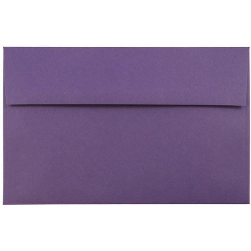 Purple A9 Envelopes - 5 3/4 x 8 3/4