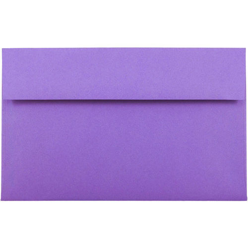 Purple A10 Envelopes - 6 x 9 1/2